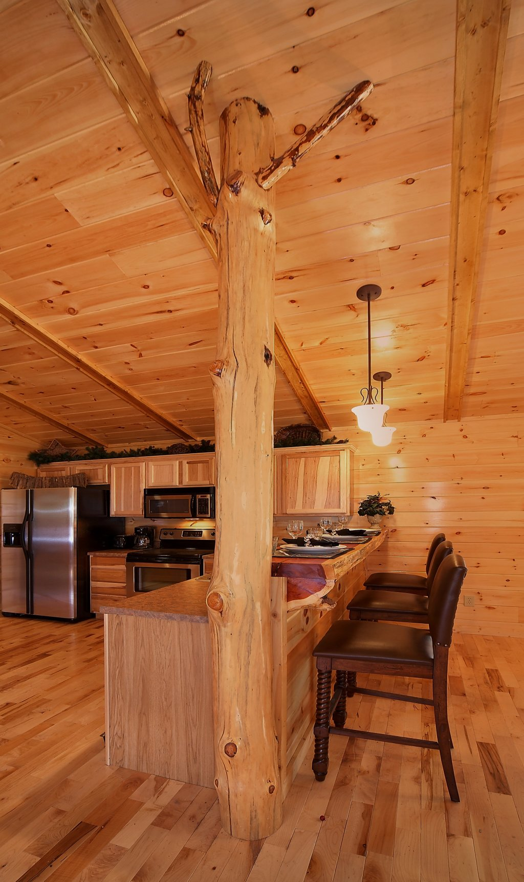 Photo of a Gatlinburg Cabin named Sweet Dreams - This is the seventh photo in the set.