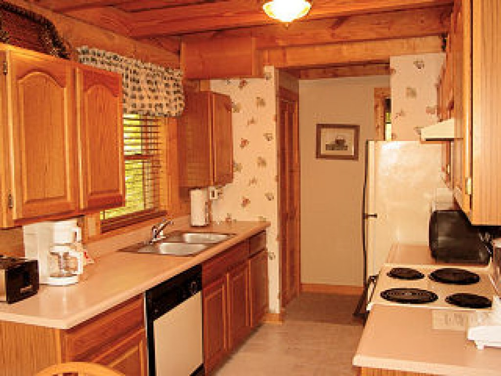 Photo of a Pigeon Forge Cabin named  Three Bears Lodge - This is the tenth photo in the set.