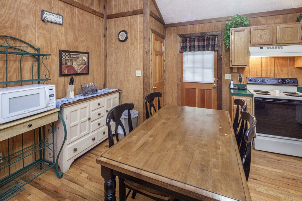 Photo of a Pigeon Forge Cabin named  Grandma & Granpaws Place - This is the seventh photo in the set.
