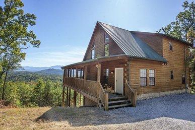 Dunder Mountain Views Cabin Retreat