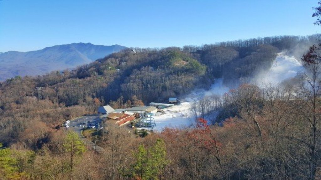 Photo of a Gatlinburg Cabin named Le Bear Chalet - This is the fifty-fourth photo in the set.