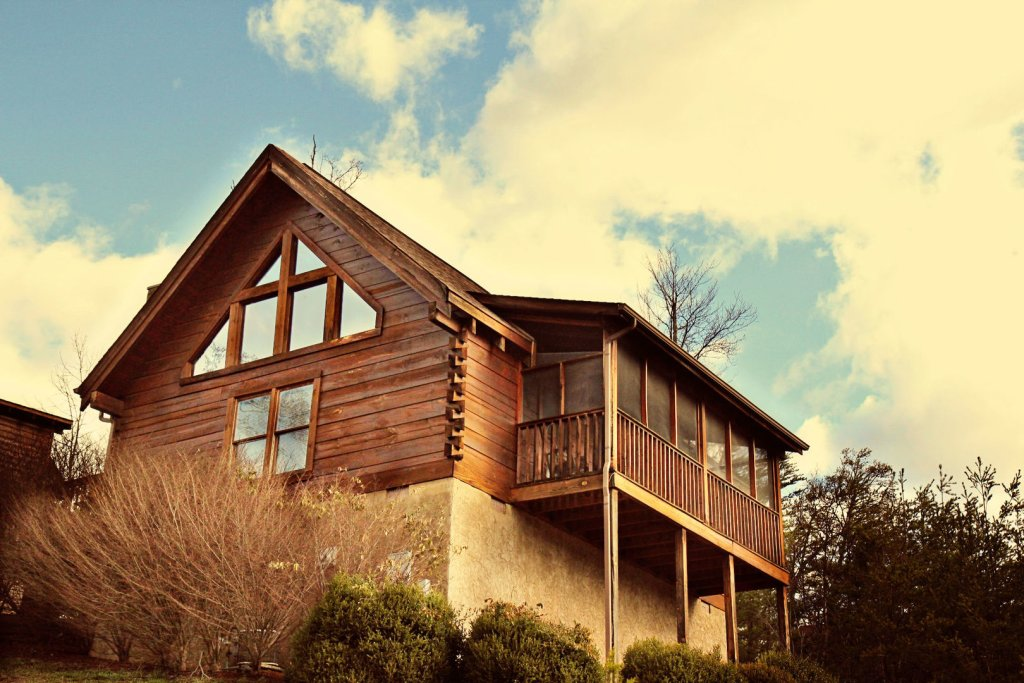 Photo of a Pigeon Forge Cabin named  The View - This is the twelfth photo in the set.