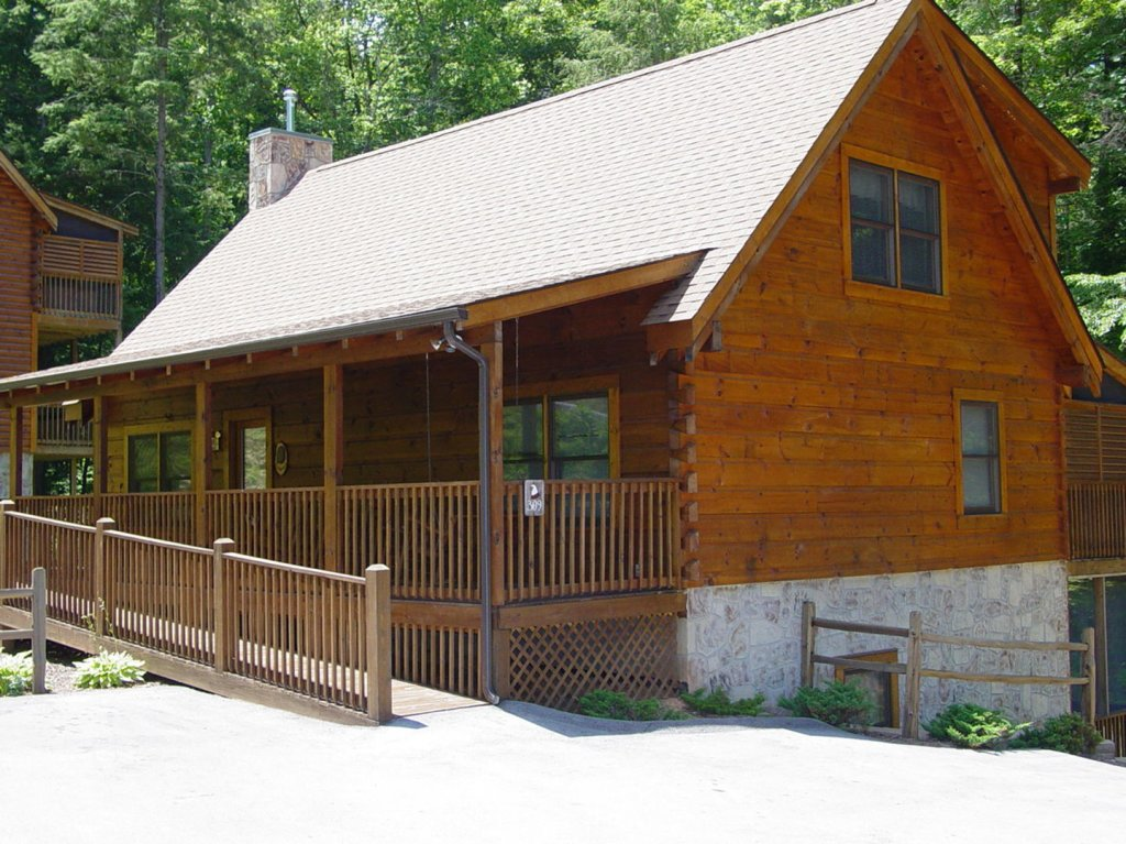 Photo of a Pigeon Forge Cabin named  George's - This is the thirty-first photo in the set.