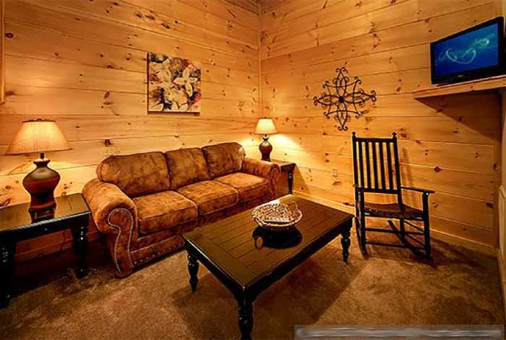 Photo of a Pigeon Forge Cabin named Sunset Mountain View - This is the tenth photo in the set.