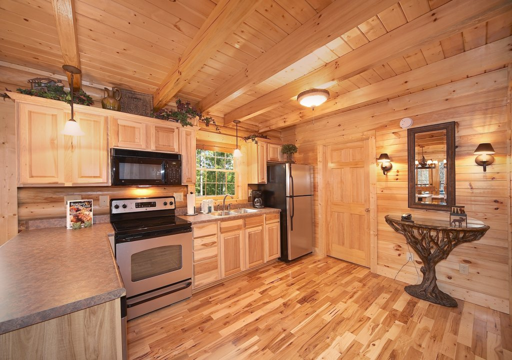 Photo of a Gatlinburg Cabin named Fontana - This is the ninth photo in the set.