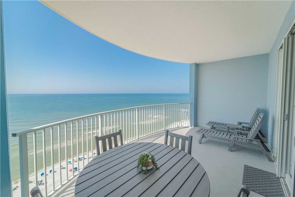 Photo of a Panama City Beach Condo named Twin Palms 1703 - This is the first photo in the set.