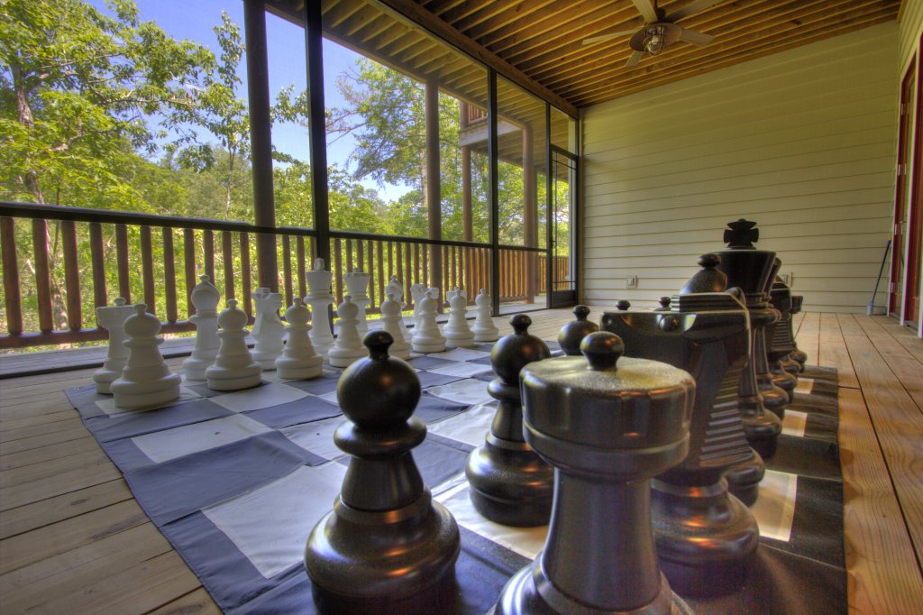 Photo of a Pigeon Forge Cabin named Birds Creek Mansion #650 - This is the twenty-ninth photo in the set.