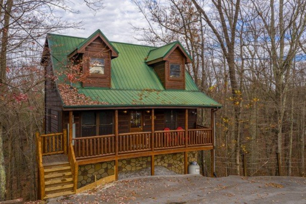 Photo of a Gatlinburg Cabin named Dragonfly - This is the first photo in the set.