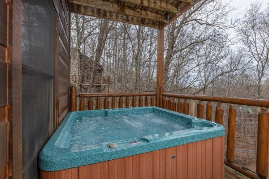 Photo of a Gatlinburg Cabin named Dragonfly - This is the twentieth photo in the set.