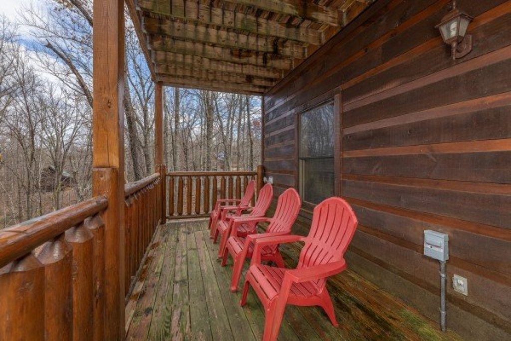 Photo of a Gatlinburg Cabin named Dragonfly - This is the nineteenth photo in the set.