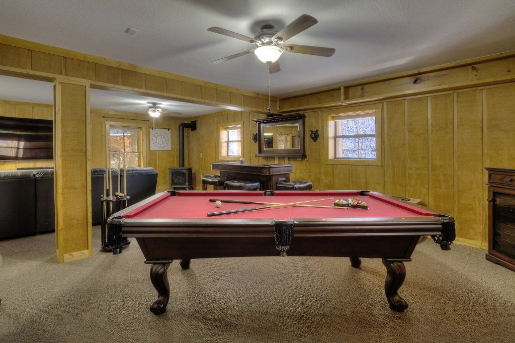 Photo of a Sevierville Cabin named Rocky Stream Lodge - This is the twenty-ninth photo in the set.