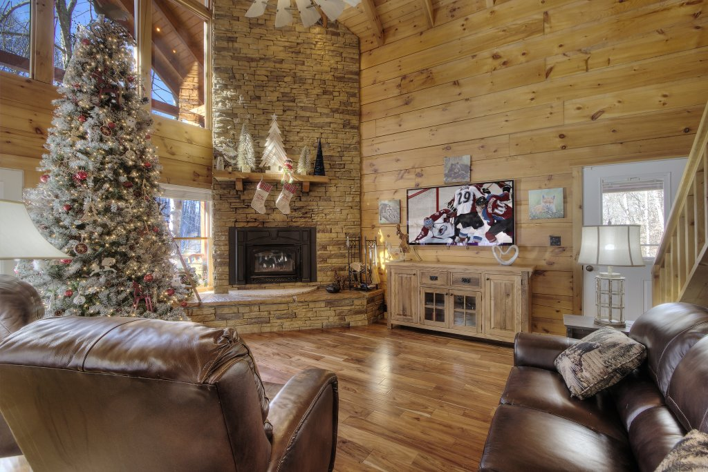 Photo of a Sevierville Cabin named Rocky Stream Lodge - This is the twenty-third photo in the set.