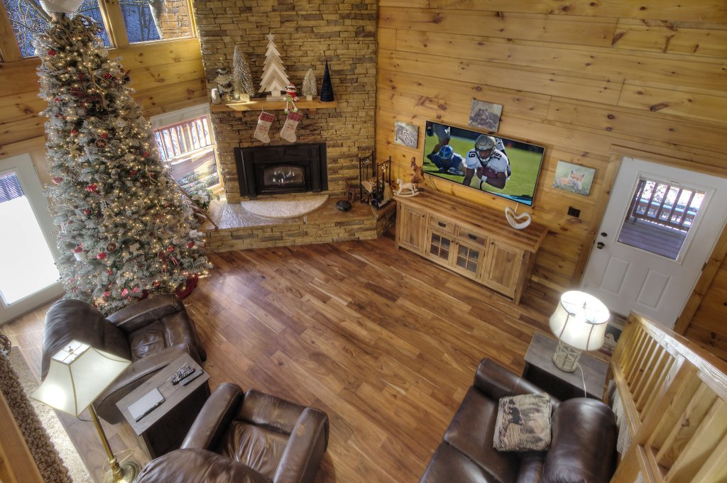 Photo of a Sevierville Cabin named Rocky Stream Lodge - This is the twenty-sixth photo in the set.