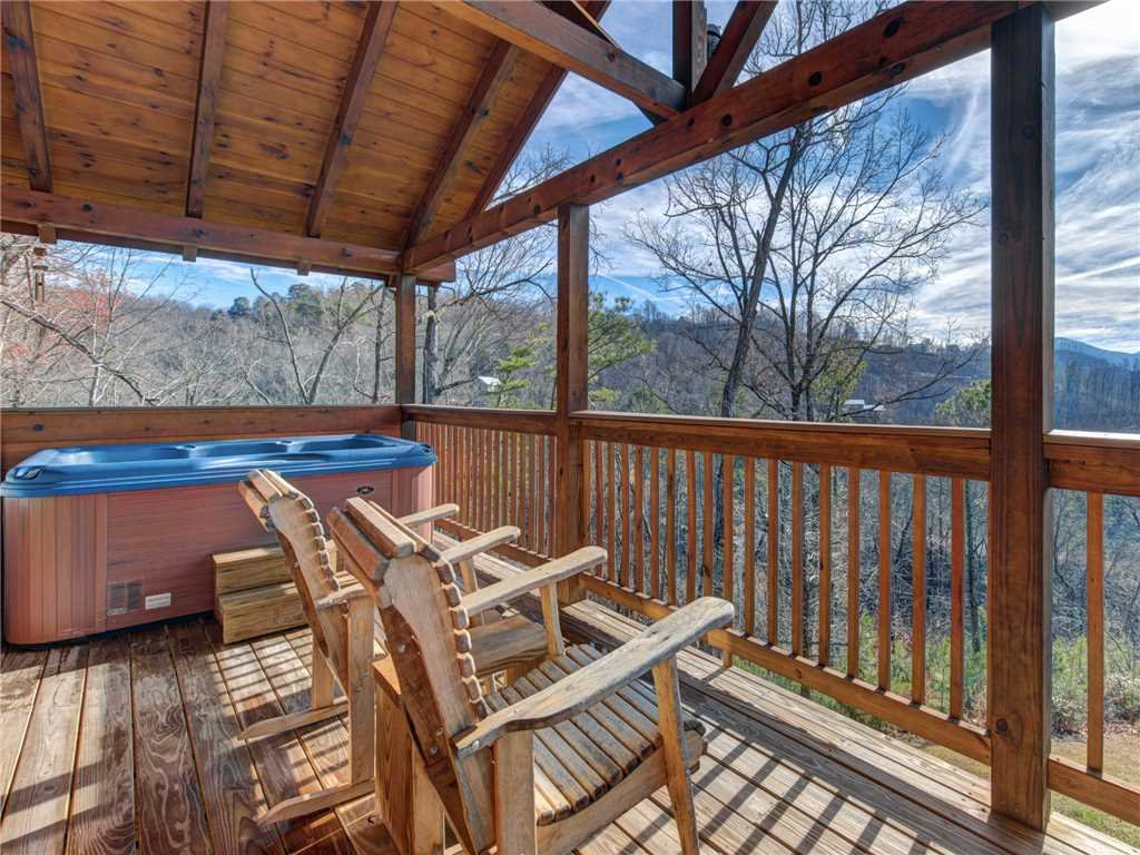 Photo of a Gatlinburg Cabin named Ever After 2 - This is the eighth photo in the set.
