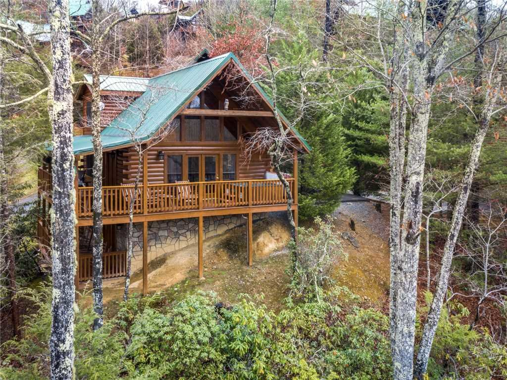 Photo of a Gatlinburg Cabin named Cub's Corner - This is the twenty-sixth photo in the set.