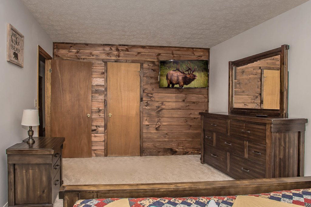 Photo of a Sevierville Cabin named Paradise Springs - This is the fourteenth photo in the set.
