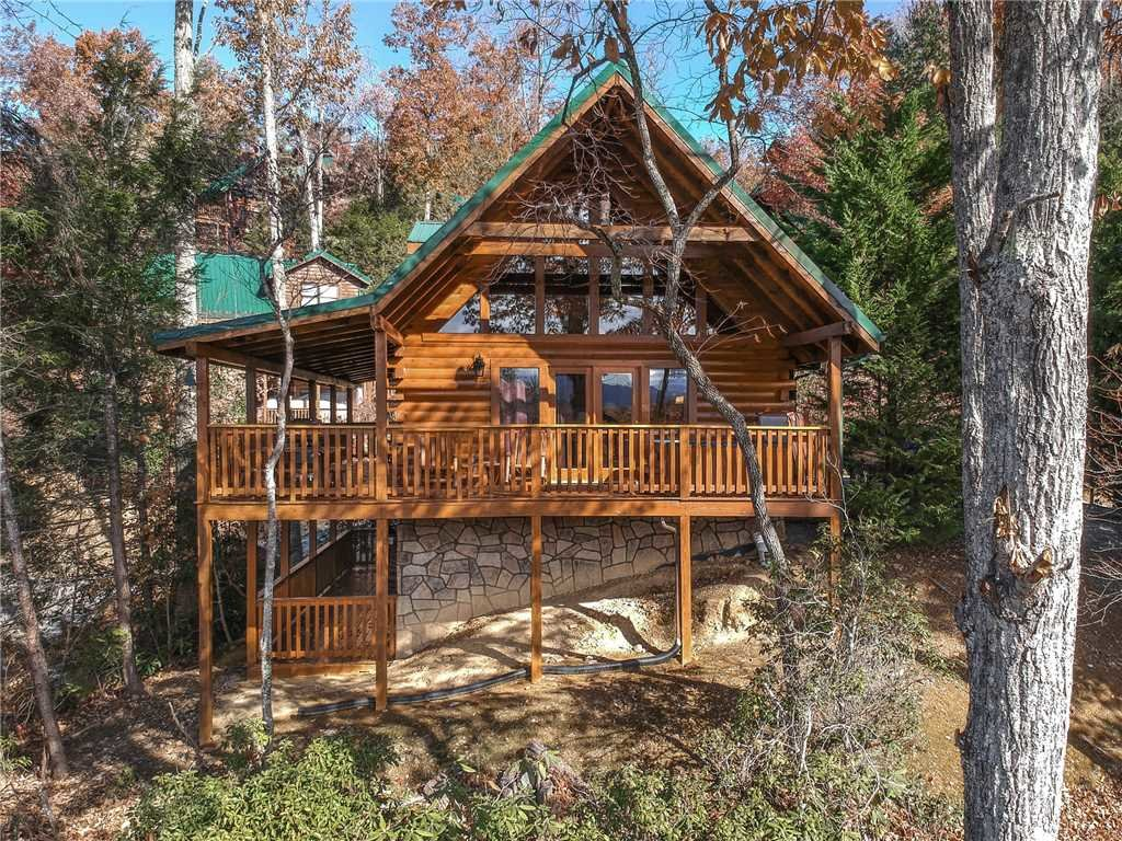 Photo of a Gatlinburg Cabin named Cub's Corner - This is the twenty-fifth photo in the set.