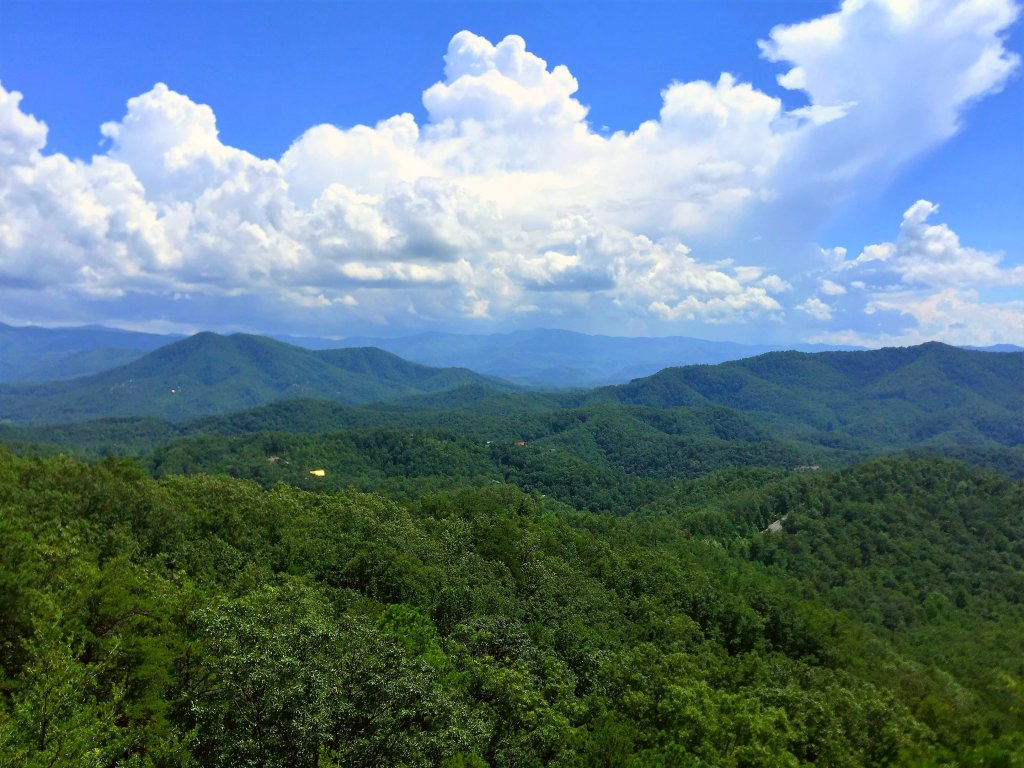 Photo of a Sevierville Cabin named Where Eagles Fly - This is the nineteenth photo in the set.