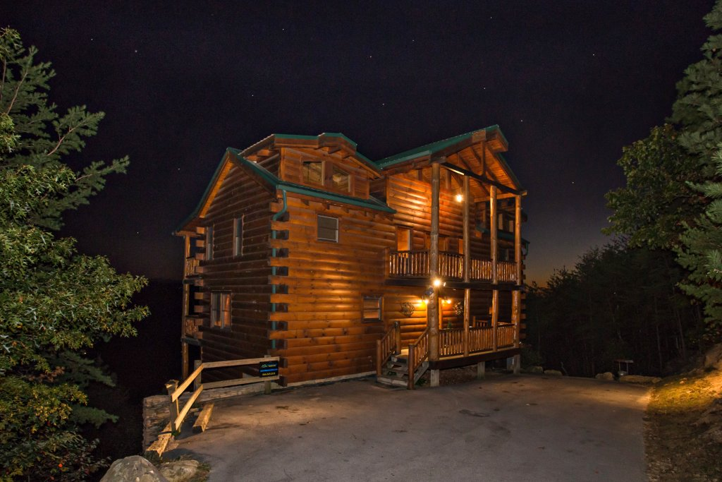 Photo of a Sevierville Cabin named Where Eagles Fly - This is the twenty-first photo in the set.