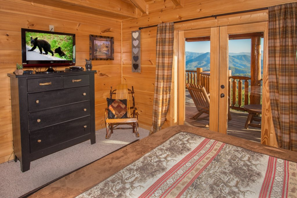 Photo of a Sevierville Cabin named Where Eagles Fly - This is the thirty-third photo in the set.