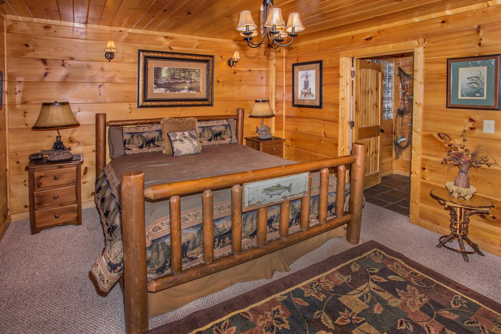 Photo of a Sevierville Cabin named Where Eagles Fly - This is the fifty-fifth photo in the set.
