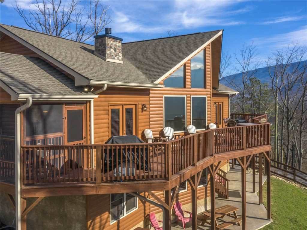 Photo of a Gatlinburg Cabin named Eagles View - This is the forty-fourth photo in the set.