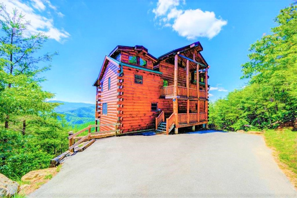 Photo of a Sevierville Cabin named Where Eagles Fly - This is the fifty-eighth photo in the set.