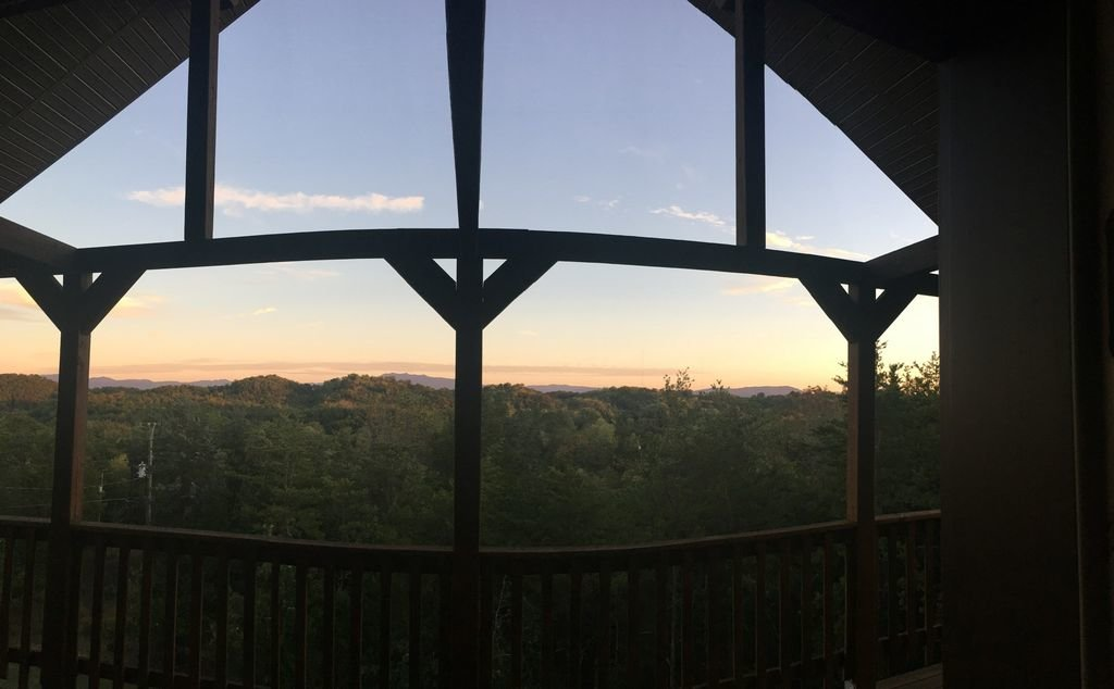 Photo of a Sevierville Cabin named Secluded Sunrise - This is the thirty-fourth photo in the set.