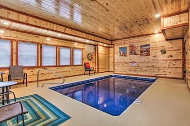 Free Attractions | Private Indoor Pool, Sleeps 20, Gameroom, Theater, Hot Tub