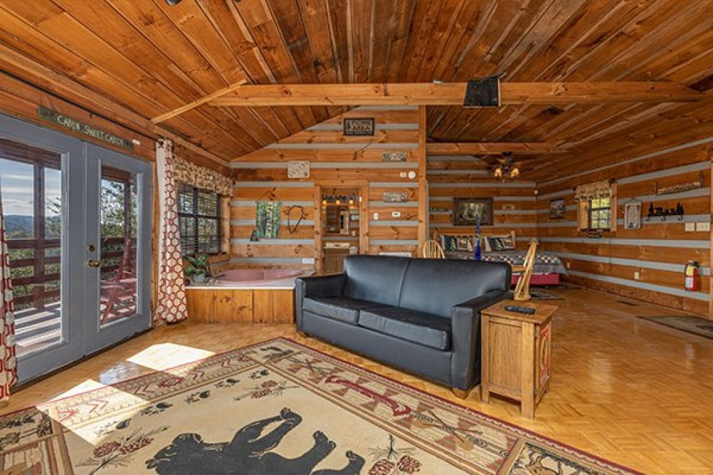 Photo of a Pigeon Forge Cabin named A Panoramic View - This is the fifth photo in the set.