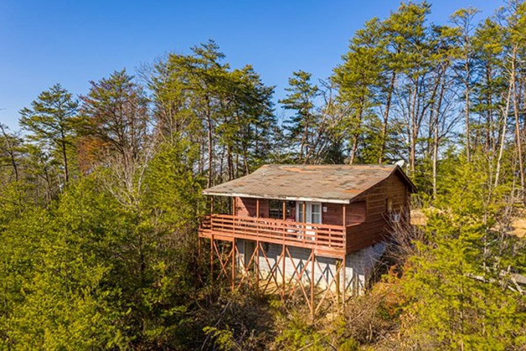 Photo of a Pigeon Forge Cabin named A Panoramic View - This is the seventeenth photo in the set.