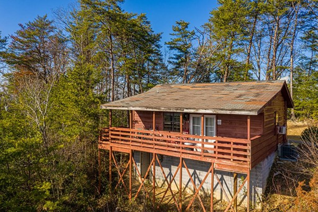 Photo of a Pigeon Forge Cabin named A Panoramic View - This is the eighteenth photo in the set.