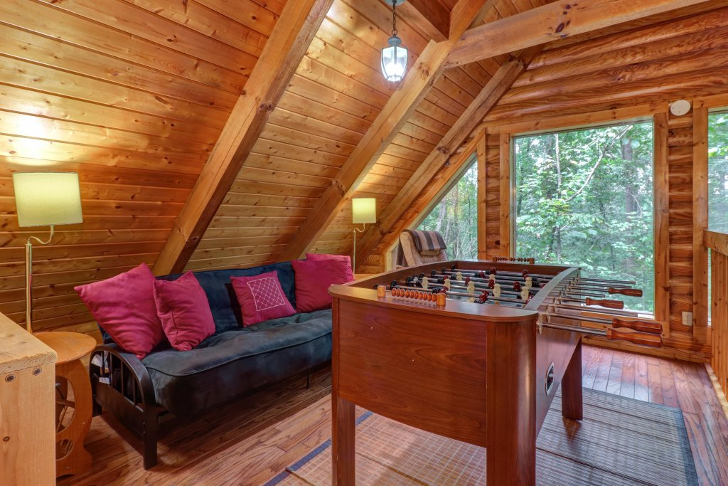 Photo of a Sevierville Cabin named Friendly Bear Cabin - This is the thirteenth photo in the set.