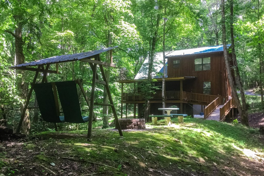 Photo of a Sevierville Cabin named Friendly Bear Cabin - This is the thirty-eighth photo in the set.