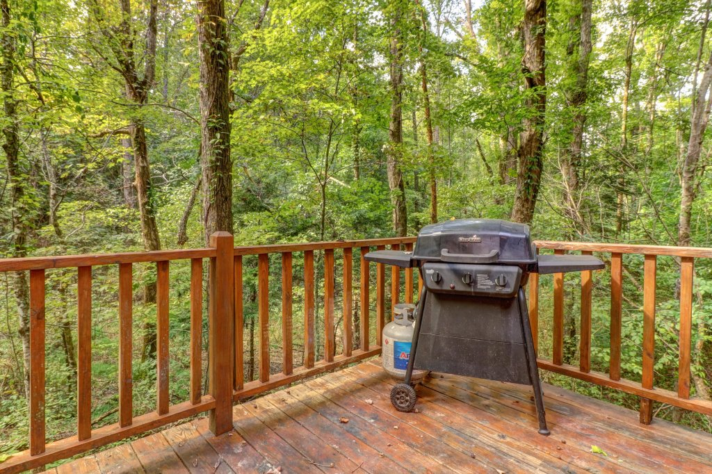 Photo of a Sevierville Cabin named Friendly Bear Cabin - This is the thirty-first photo in the set.