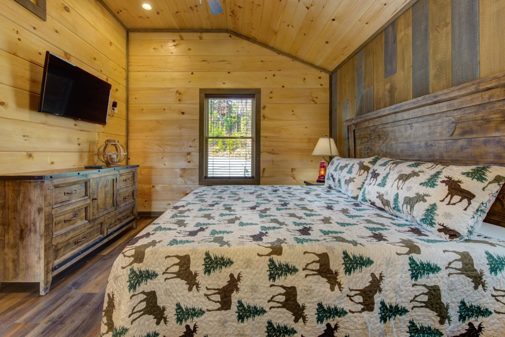 Photo of a Sevierville Cabin named Bearfoot Landing - This is the fifteenth photo in the set.