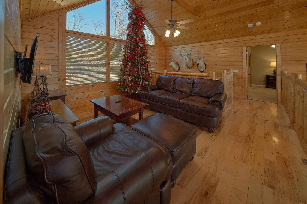 Photo of a Gatlinburg Cabin named Elkhorn Lodge - This is the tenth photo in the set.