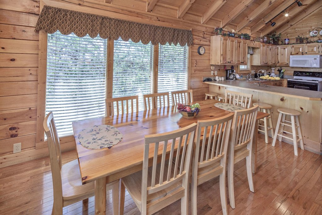 Photo of a Sevierville Cabin named  Absolute Paradise - This is the sixth photo in the set.