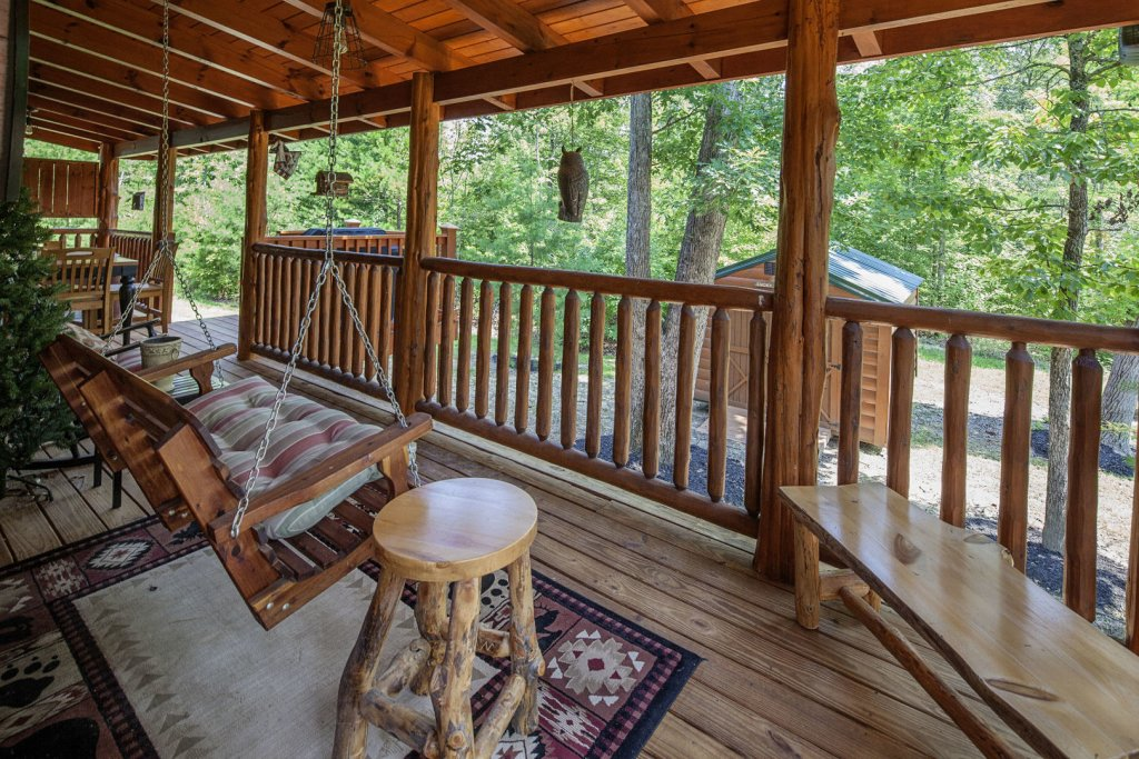 Photo of a Sevierville Cabin named Liam's Retreat - This is the thirteenth photo in the set.
