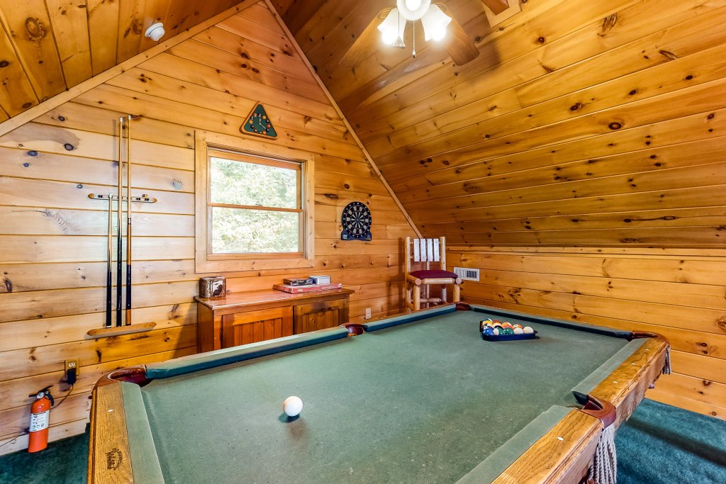 Photo of a Sevierville Cabin named Awesome View Cabin - This is the twelfth photo in the set.
