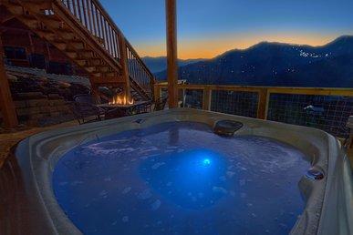 Extra - Ordinary - Enjoy Amazing Views Form This Unique Cabin!