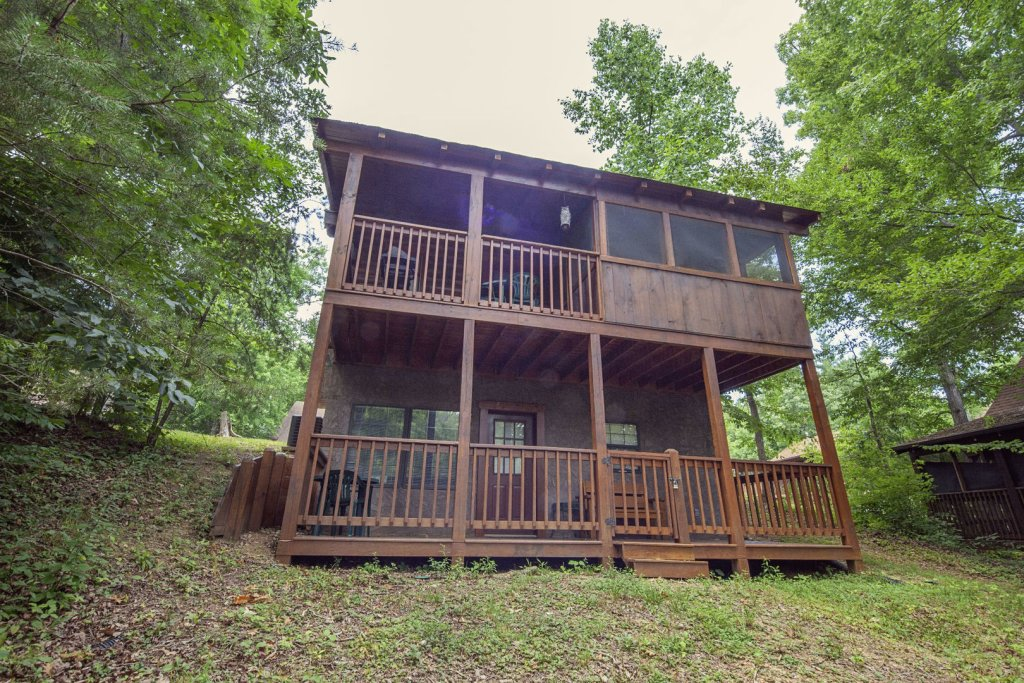 Photo of a Pigeon Forge Cabin named  Eagles Point - This is the twenty-first photo in the set.
