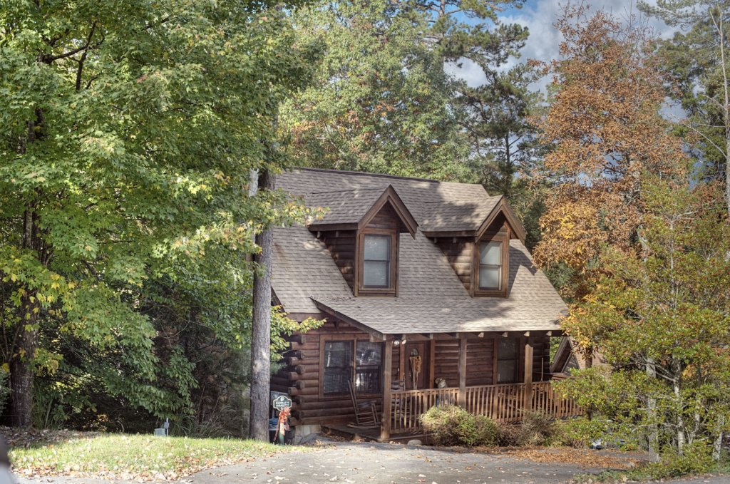 Photo of a Pigeon Forge Cabin named  Eagle's Beauty - This is the first photo in the set.
