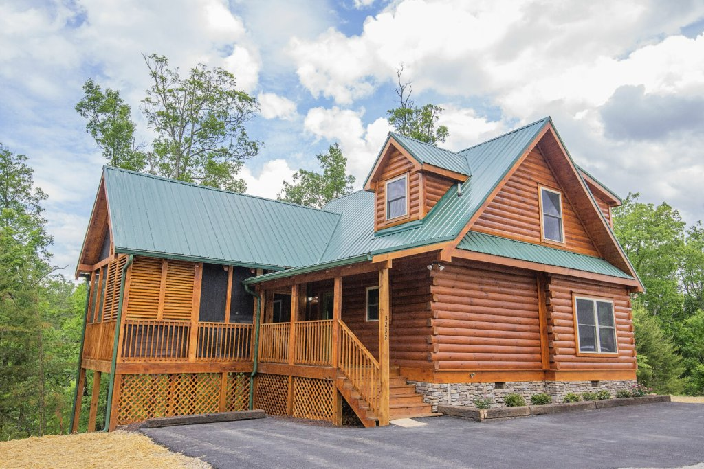 Photo of a Sevierville Cabin named  Best Days - This is the second photo in the set.