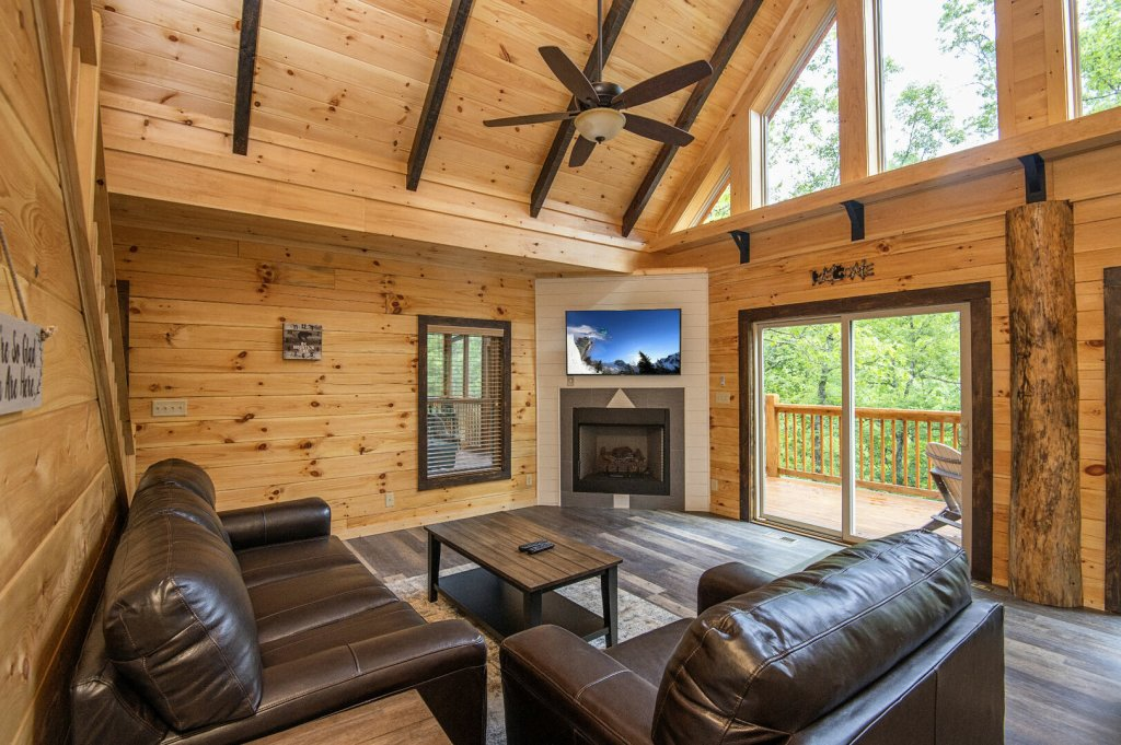 Photo of a Sevierville Cabin named  Best Days - This is the fourth photo in the set.