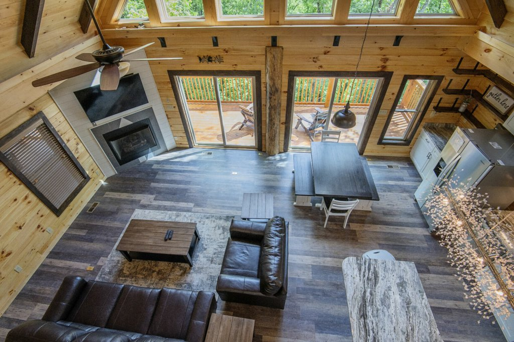 Photo of a Sevierville Cabin named  Best Days - This is the fifth photo in the set.