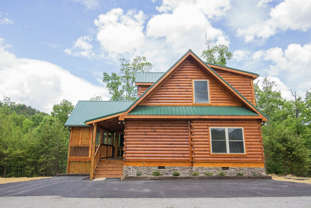 Photo of a Sevierville Cabin named  Best Days - This is the twenty-first photo in the set.