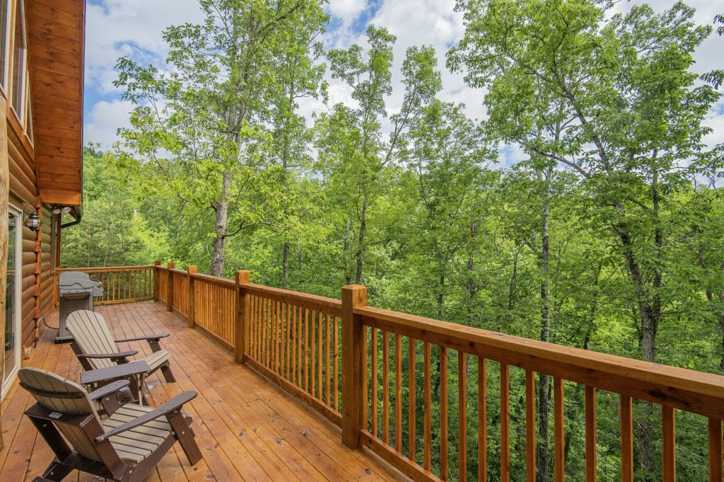 Photo of a Sevierville Cabin named  Best Days - This is the forty-third photo in the set.