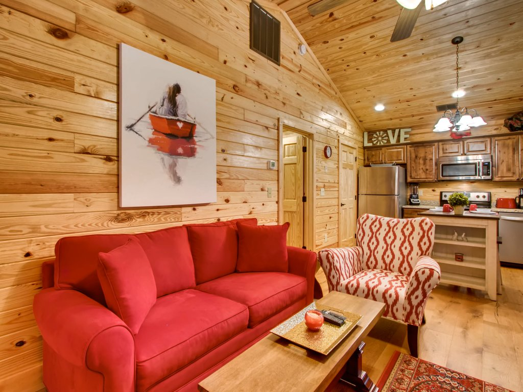 Photo of a Pigeon Forge Cabin named River Romance #2328 - This is the sixth photo in the set.