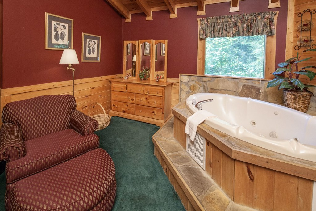 Photo of a Pigeon Forge Cabin named  Red Bird Haven - This is the fifteenth photo in the set.